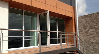Blindaje y protección arquitectónica