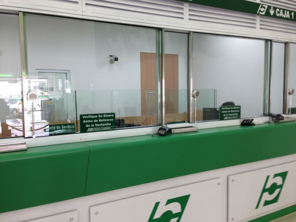 Cliente Banco Pupular pasadocumentos